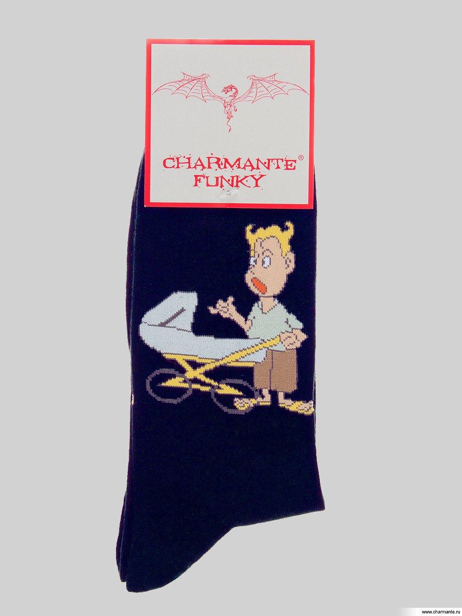 CHARMANTE Носки мужские хлопок SCHMK-1008