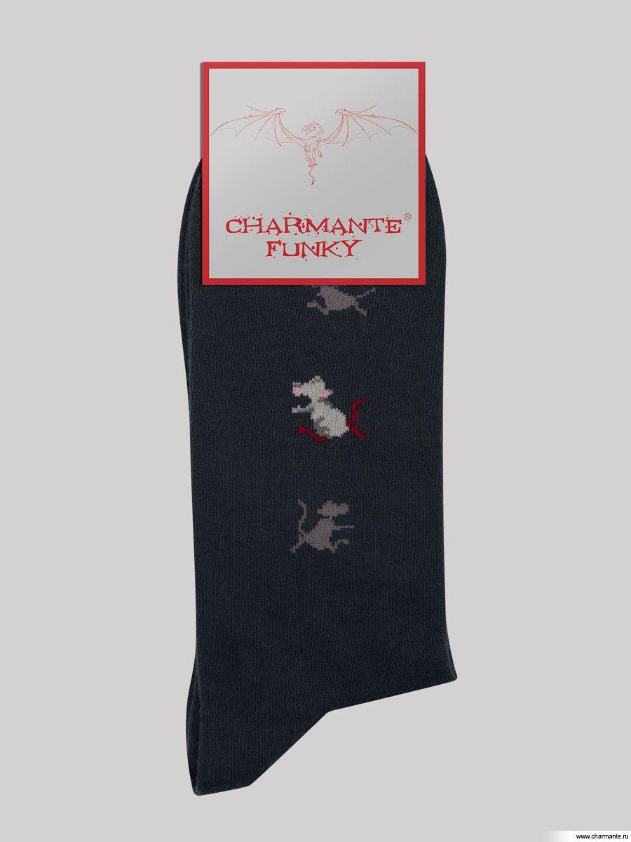 CHARMANTE Носки мужские хлопок SCHMK-1002