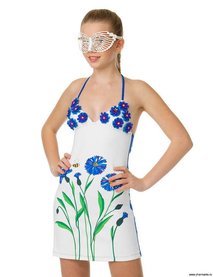 Пляжные платья туники интернет магазин