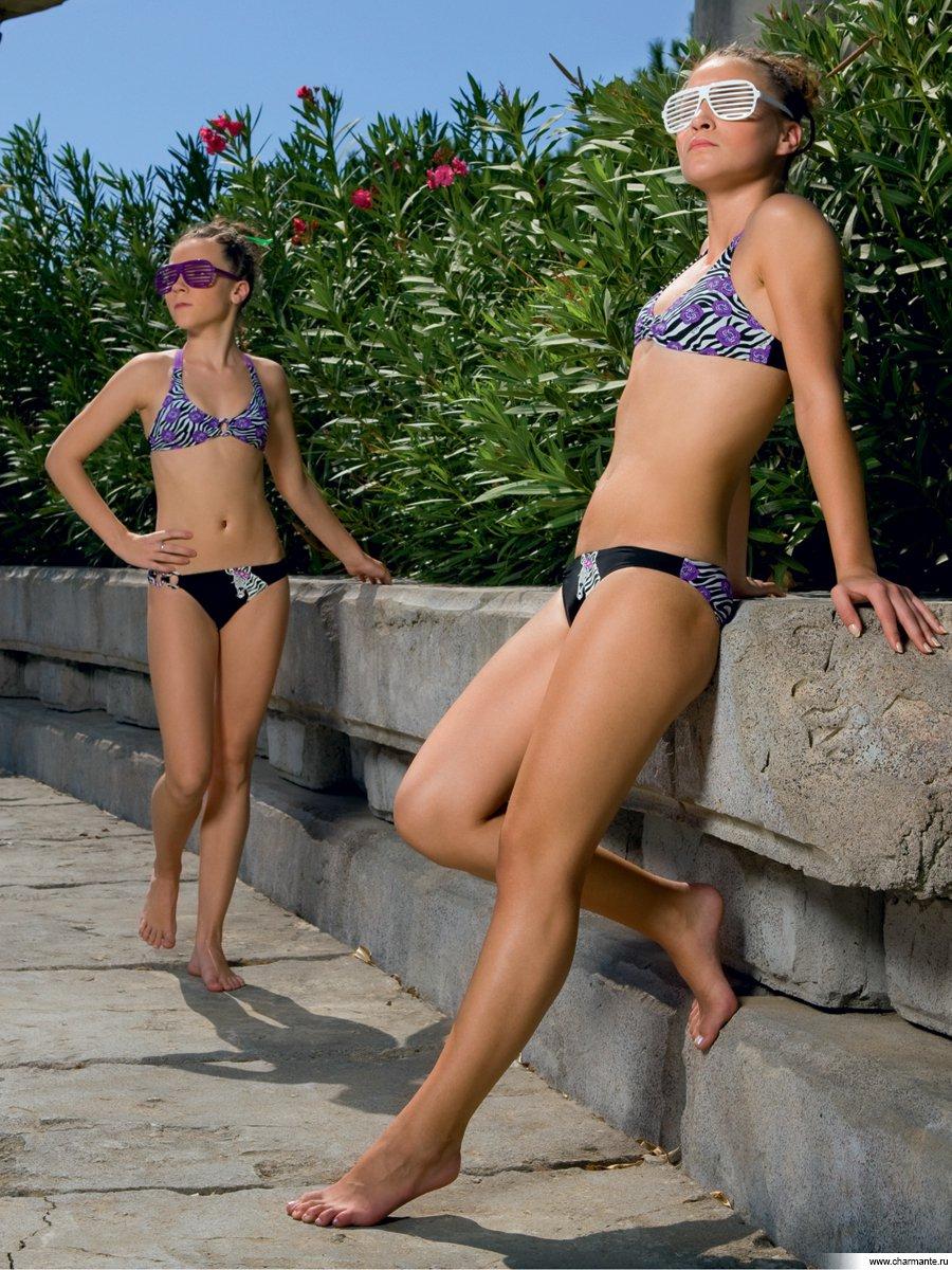 фото подростков в купальниках вконтакте