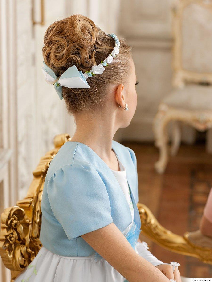 Украшения на волосы для девочки