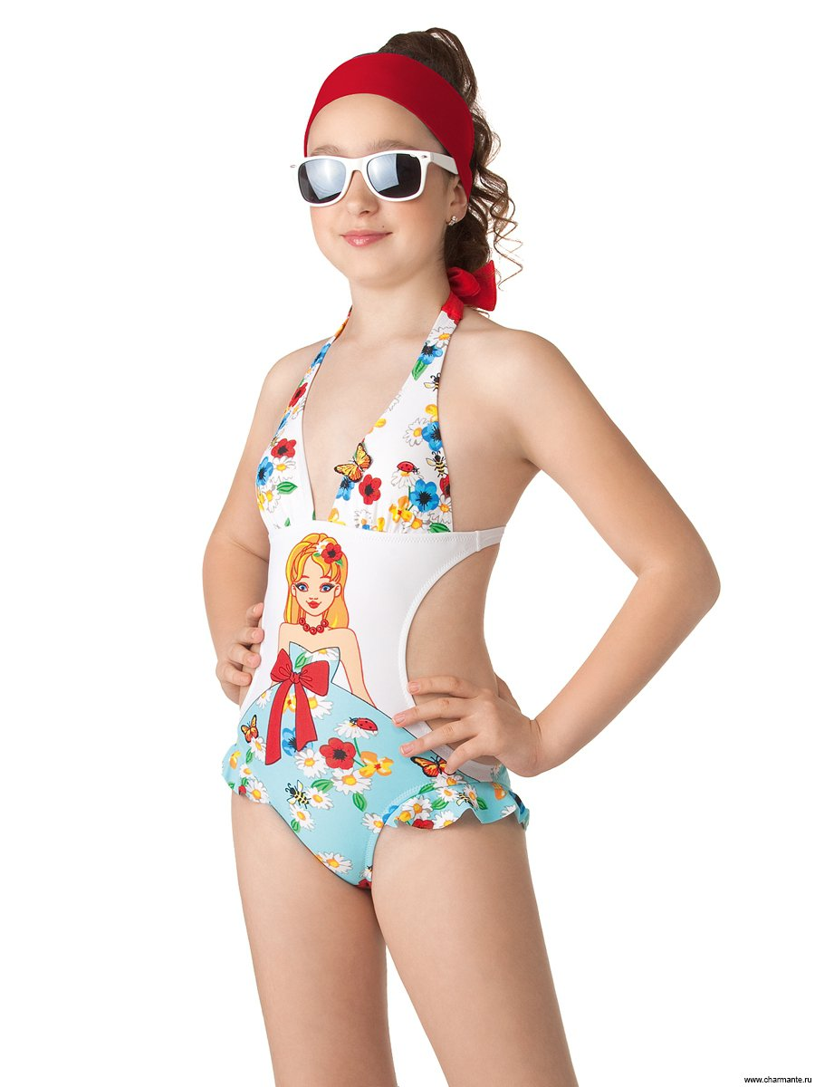 Фото модные купальники для подростков