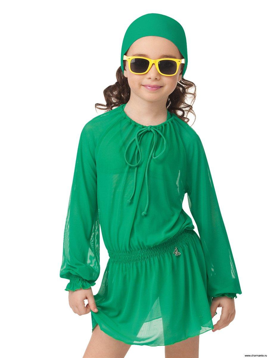 Рубашка для пляжа детская сшить своими руками