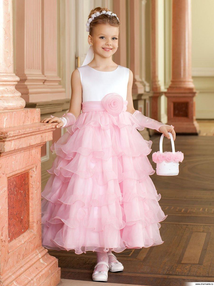 Красивые Нарядные Платья Для Девочек Интернет Магазин