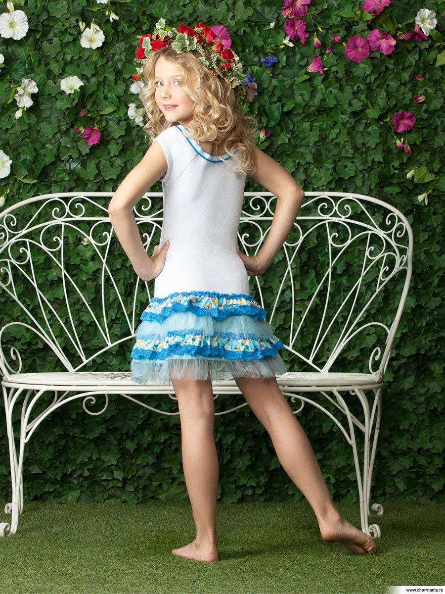 Удлинить платье детское