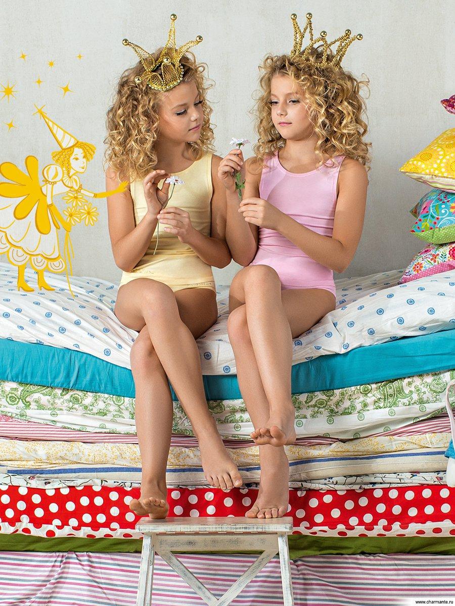 Комплект (майка+трусы) для девочек