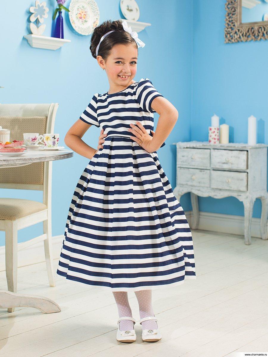 Французские платья детские