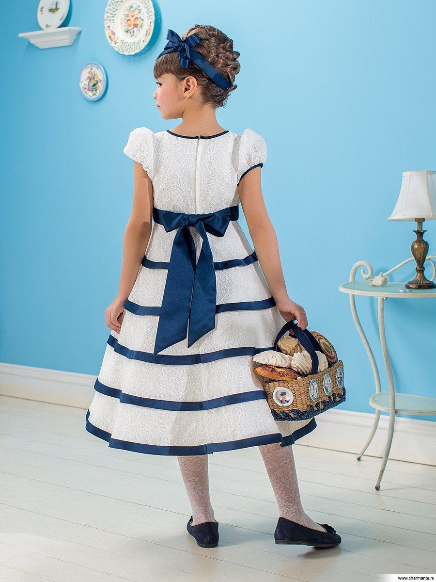 Платья для девочек интернет магазин