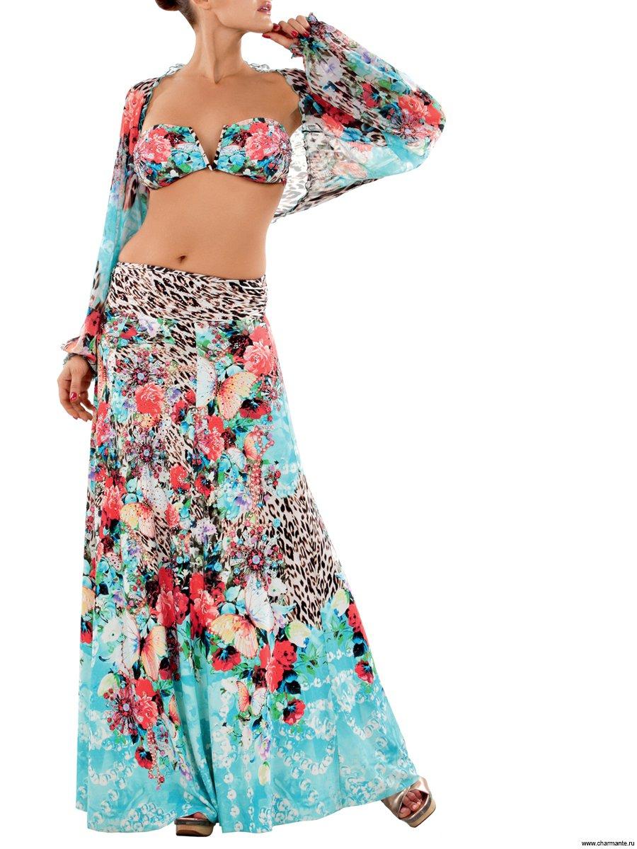 Пляжная юбка с доставкой