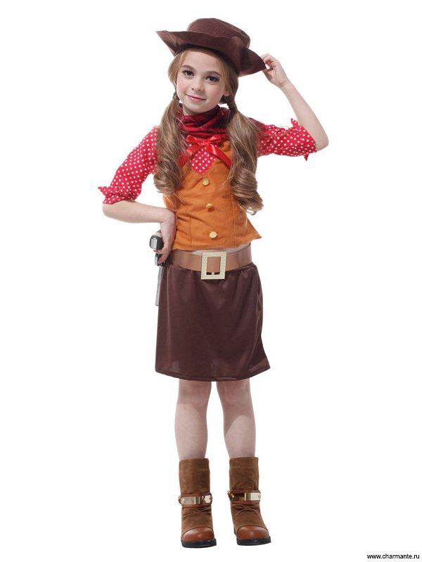 Фото костюм ковбоя для девочки своими руками