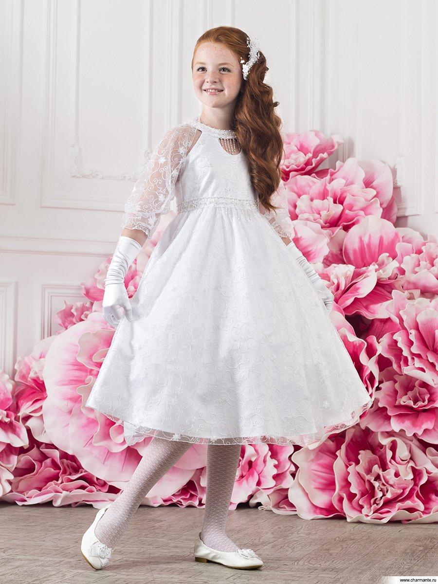 Платья для девочки charmante