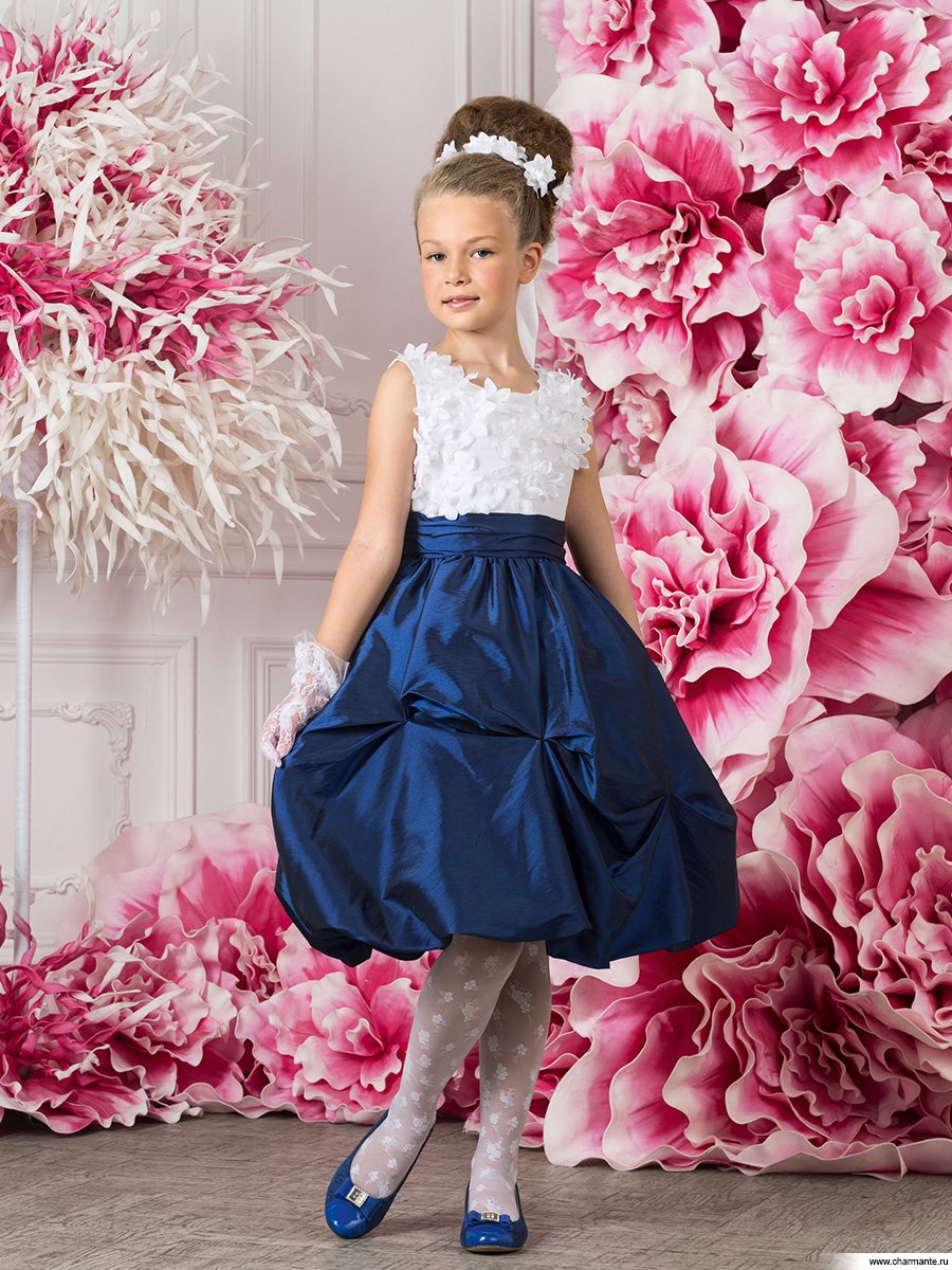 Платье девочке на новый год турция