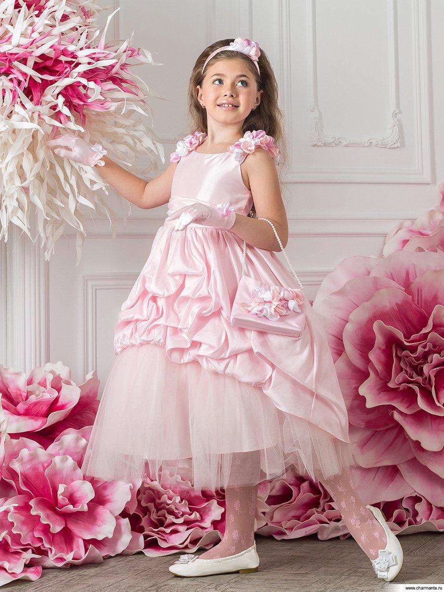 нарядное платье для девочки 11 лет:
