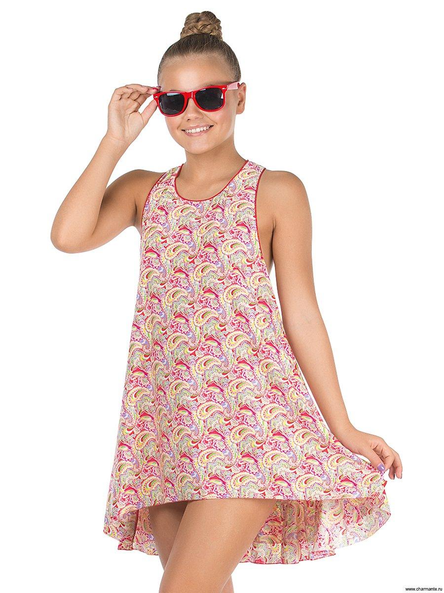 Купить Пляжное Платье Размера