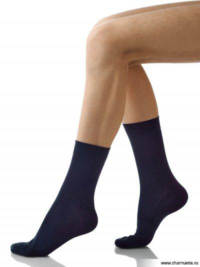 Купить Носки мужские хлопок SCHM-1003, Charmante, темно-синий