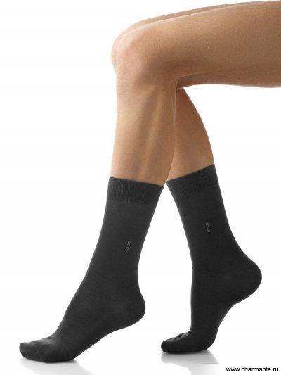 Купить Носки мужские хлопок SCHM-1008, Charmante, темно-серый