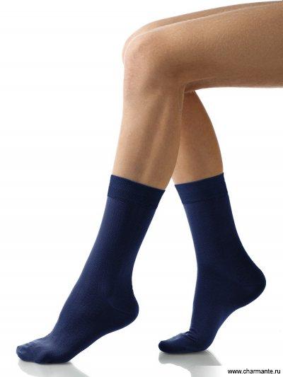 Купить Носки мужские хлопок SCHM-1011, Charmante, темно-синий