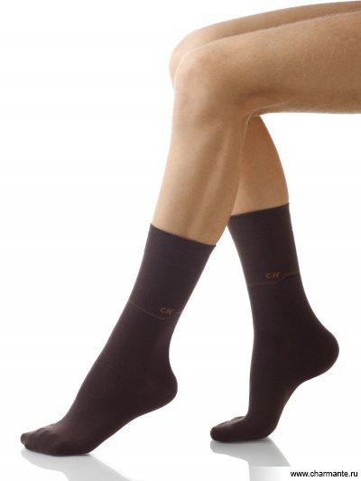Купить Носки мужские хлопок SCHM-1014, Charmante, темно-коричневый
