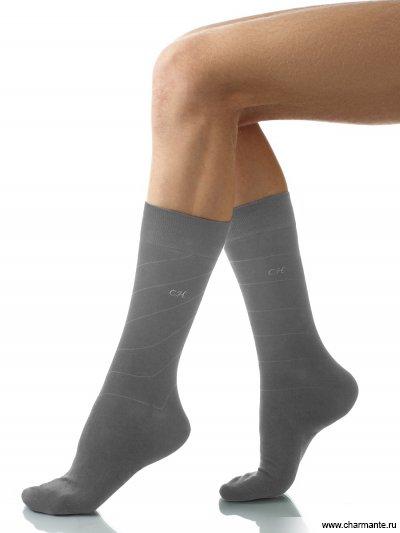 Купить Носки мужские хлопок SCHM-1015, Charmante, серый