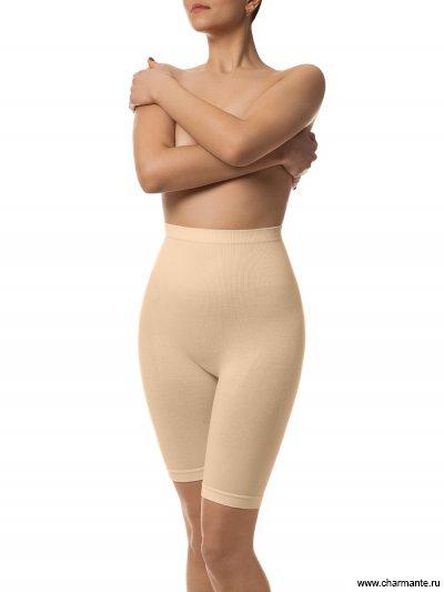 Хлопковые шорты с корректирующим эффектом для женщин