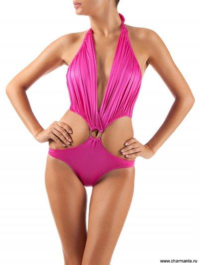 Купить Купальник женский (трикини) WMS051215 LG Ana, Charmante, ярко-розовый