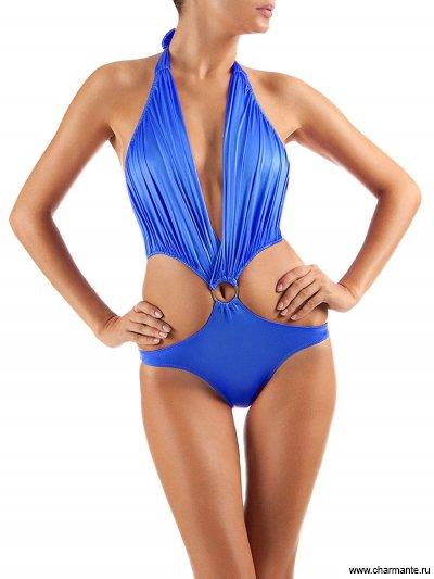Купить Купальник женский (трикини) WMS051215 LG Ana, Charmante, ярко-голубой