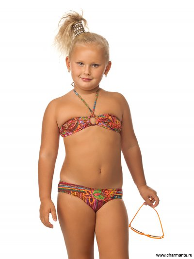 Купальник для девочек Charmante GB031205 AF Marietta
