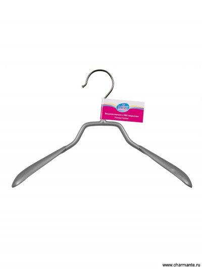 Вешалка-плечики, с ПВХ-покрытием размер: 31х24 см
