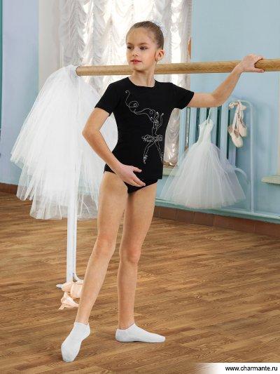 Комплект для девочек (футболка, трусы)