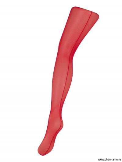 Колготки женские baci колготки светло бежевые с имитацией подвязок для чулков размер универсальный xs l
