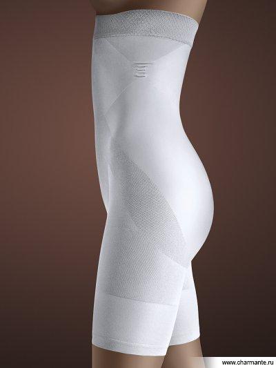 Купить Шорты утягивающие высокие GRAZIA 120, Charmante, белый