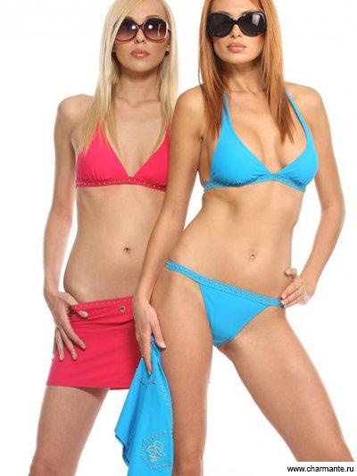Комплект купальник женский + юбка
