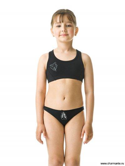 Топик спортивный для девочек от Charmante