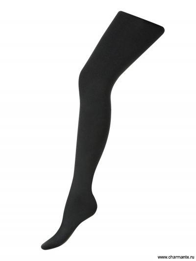 Купить Колготки женские классические COTONE stile 150, Charmante, тёмно-серый