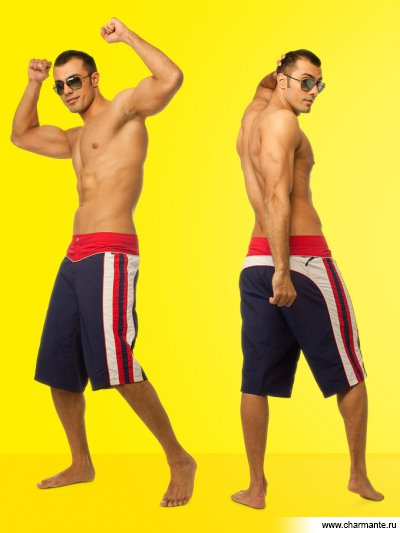 Шорты пляжные для мужчин