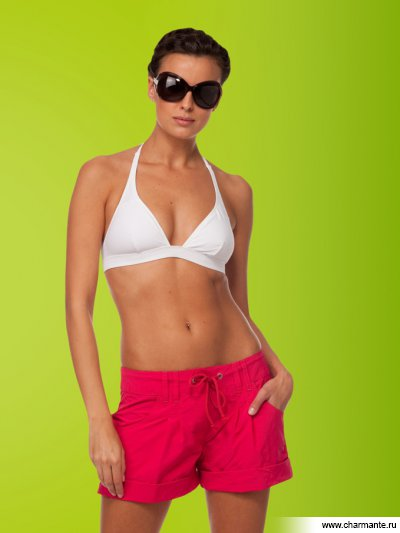 Шорты пляжные для женщин