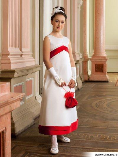Платье праздничное для девочек Charmante PSA091205
