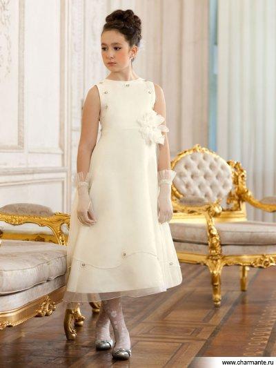 Платье праздничное для девочек Charmante PSA081203
