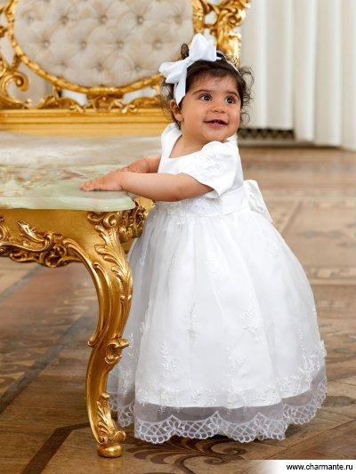 Платье праздничное для девочек Charmante PSA061205