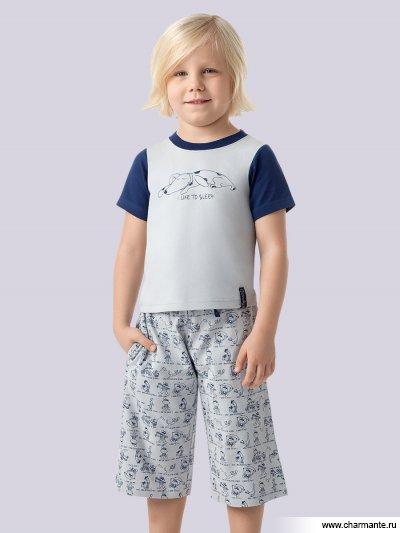 Комплект для мальчиков (футболка + брюки) Charmante BXP 371319