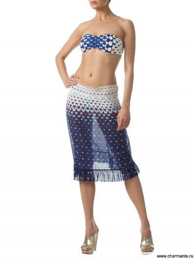 Платье пляжное для женщин Charmante WQ331404 Vanesa roja