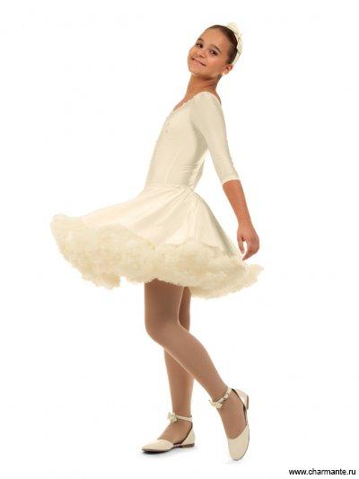 Комплект одежды для девочек (юбка, подъюбник, боди) Charmante PSHK041103