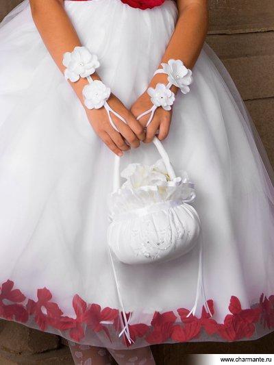 Перчатки для девочек Charmante PACG011303