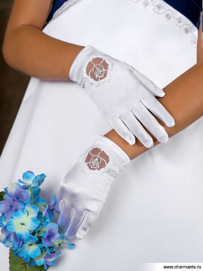 Перчатки для девочек Charmante PACG011311