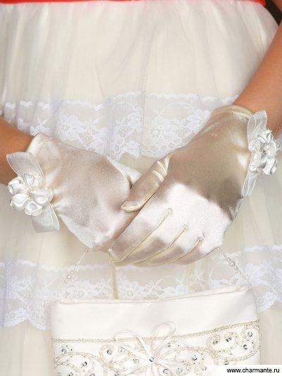Перчатки для девочек Charmante PACG011315