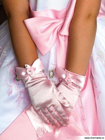 Перчатки для девочек Charmante PACG011318