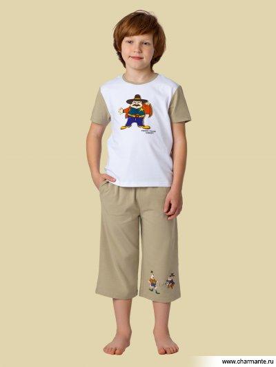Комплект для мальчиков (футболка и брюки) BXP 461310 от Charmante