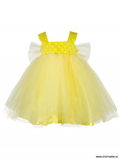 Платье для девочек + ободок