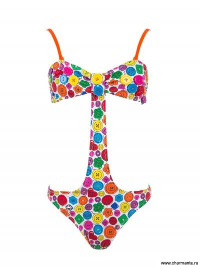 Купальник для девочек (трикини+ плавки) Charmante YPGBS 041406 AF Angella