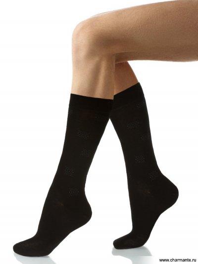 Купить Носки мужские хлопок SCHM-1489, Charmante, чёрный